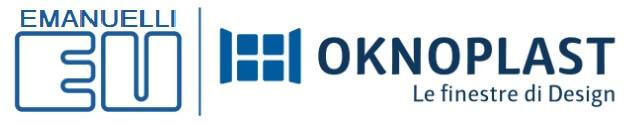 Logo Emanuelli+Oknoplast